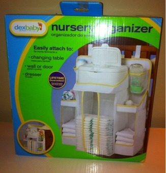 DexBaby Nursery Organizer